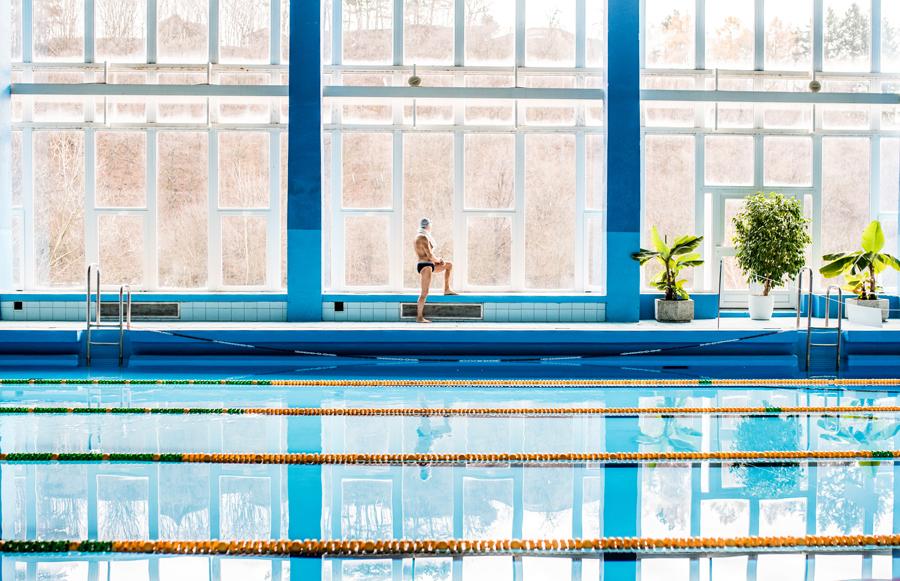 Anti Slip Solutions Indoor Swimming Pool