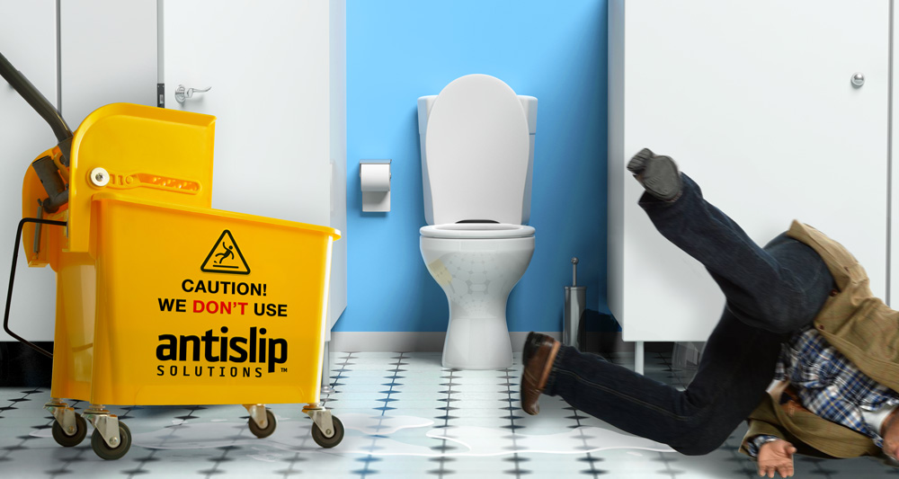 Anti Slip Solutions - Make your floor safe